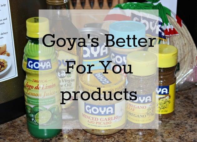 Goya Better For You