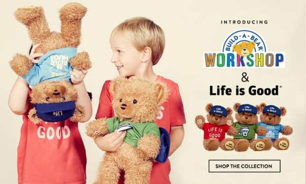 Build-A-Bear Hero