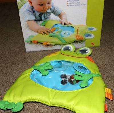 Water Play Mat tummy time
