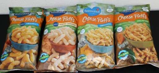 Barbaras-Cheese Puffs | Parenting Healthy | https://parentinghealthy.com/
