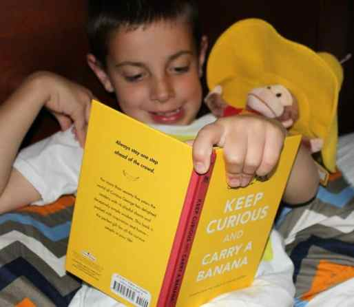 Curious-George-Book | Parenting Healthy