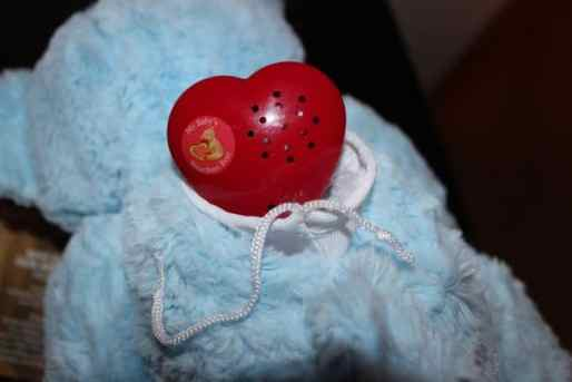 Heartbeat-Bear-Recordable | Parenting Healthy