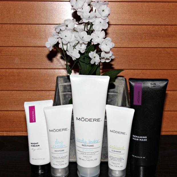 Modere skincare 1