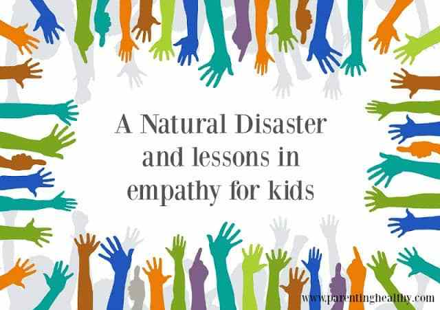 Lessons of empathy in kids