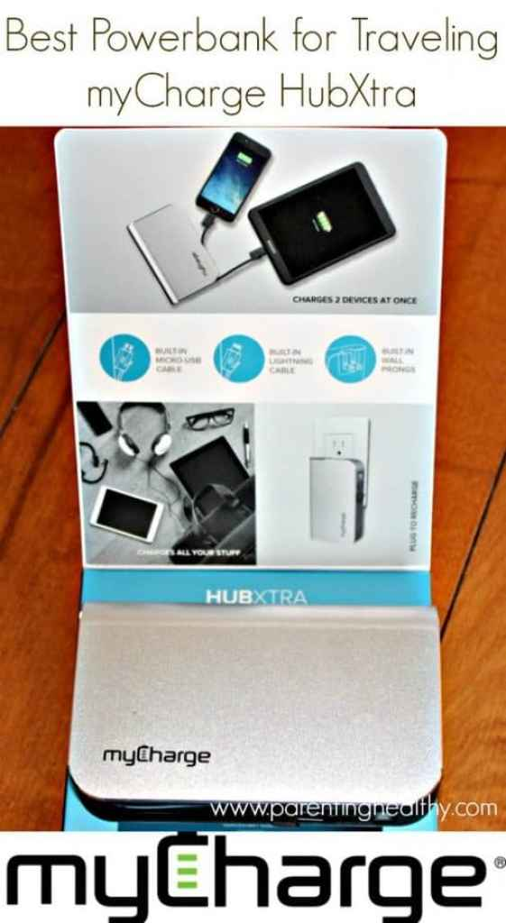 PBest Powerbank for Traveling is the myCharge HubXtra