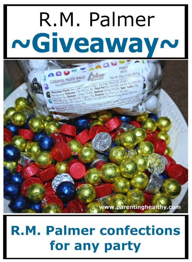 Palmer Candies giveaway