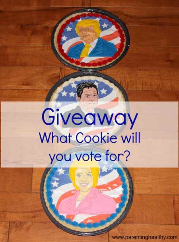 President Cookie Giveaway