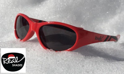 Protect Your Eyes from Snow Blindness