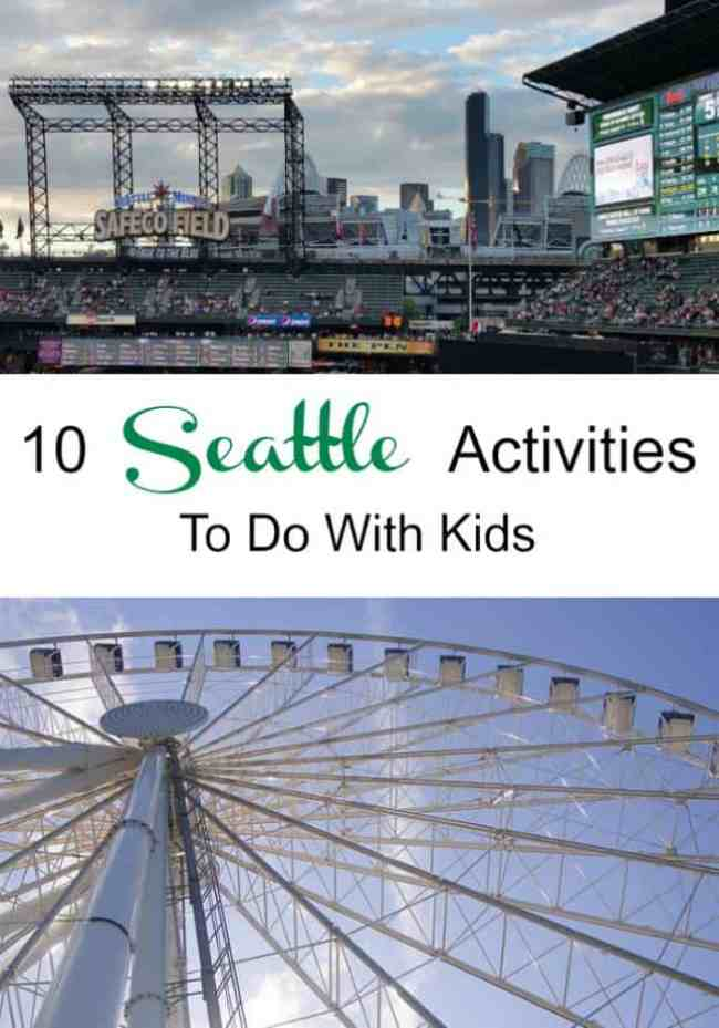 10 Seattle Activities To Do With Kids feat. Seattle Family Adventures Guide