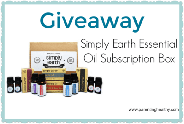 Simply Earth Giveaway