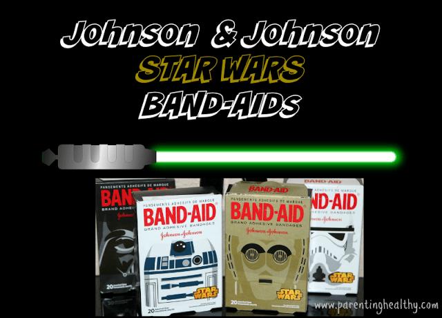 J&J Star Wars #StarWarsProduct