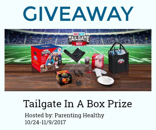 Tailgate In A Box Giveaway