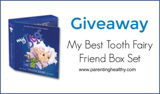 tooth fairy giveaway