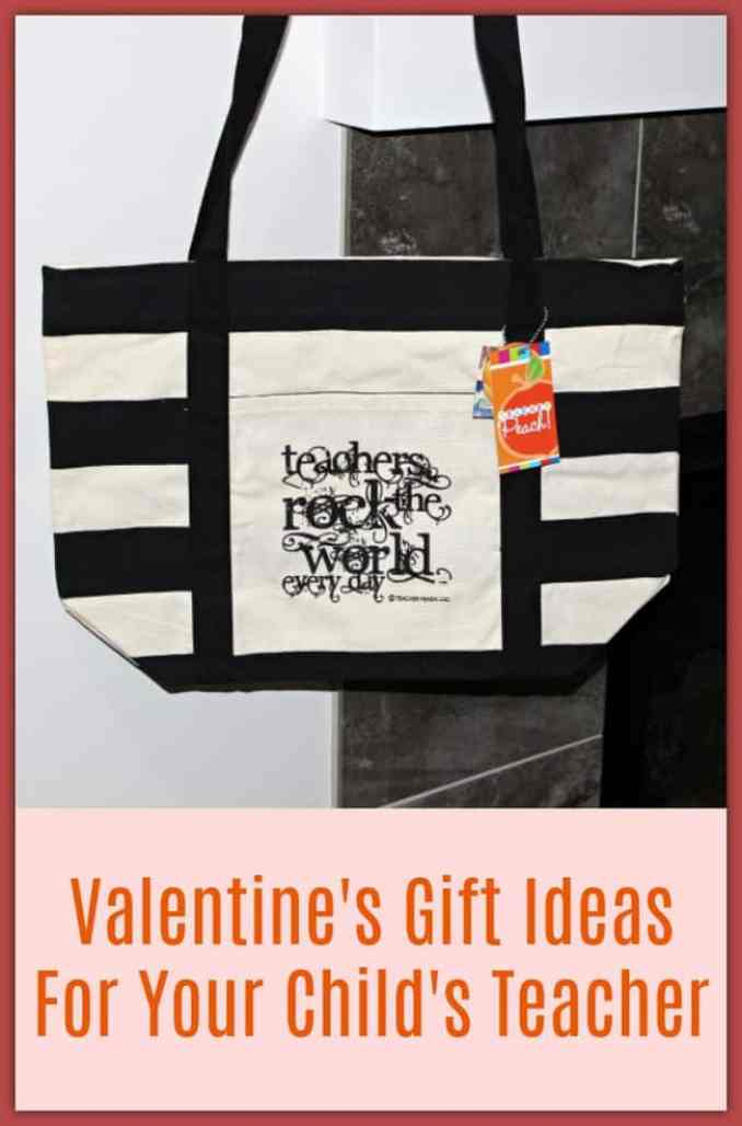 Valentine's Gift Ideas For Your Child's Teacher