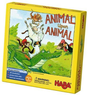 Animal Upon Animal Game by HABA