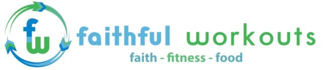 Staying Healthy with Faithful Workouts - 1 Year Plan Giveaway