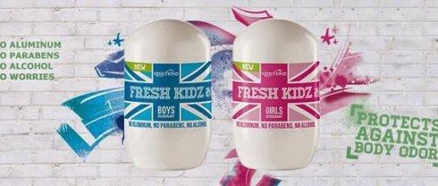 Keep It Kind Fresh Kidz safe deodorant for teens #HolidayGiftGuide