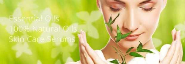 natural oils serum