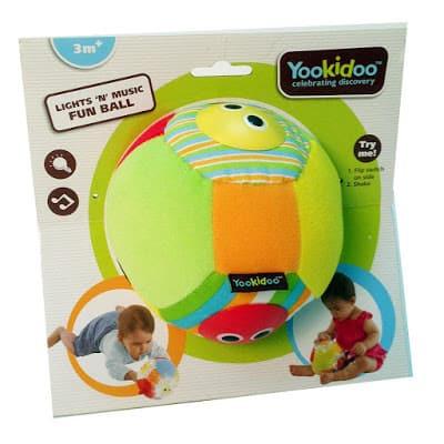 Baby's R Us Image of Yookidoo ball