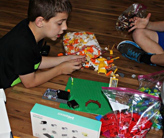 STEM Building Kit for Kids