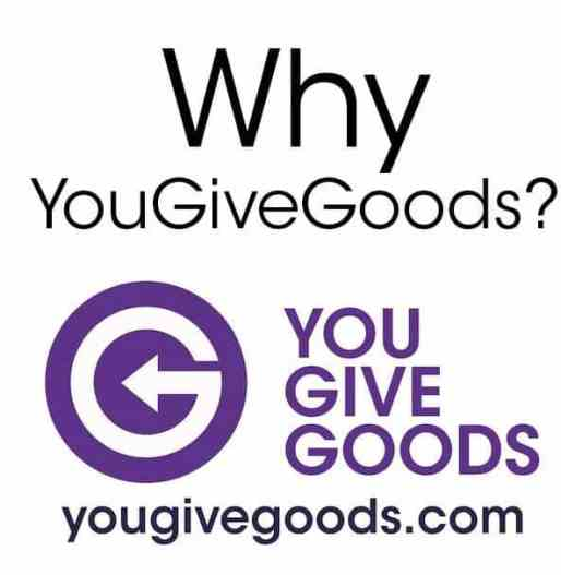 You-Give-Goods-Donation-Drive | Parenting Healthy