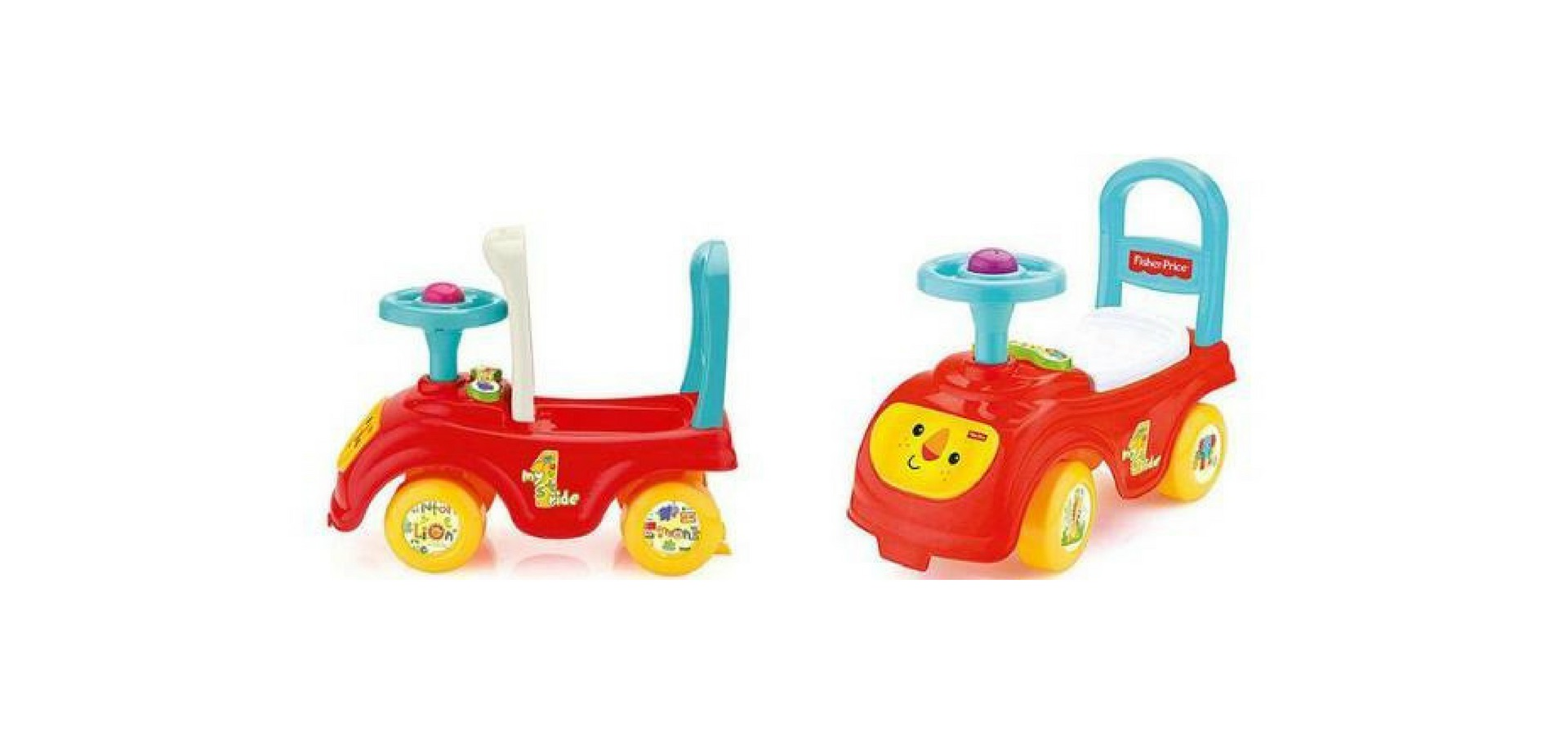 Review Fisher Price My First Ride