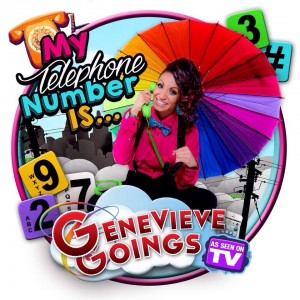 "Genevieve Goings Released Single: ""My Telephone Number Is"""