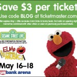 Parenting In Northern Kentucky ~ Sesame Street Live: Elmo Makes Music GIVEAWAY