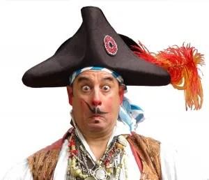 Comedy Pirate Show At Circus Mojo - May 9 & 10, 2014