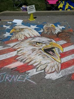 Heritage Day and Chalkfest Family Fun in Downtown Burlington