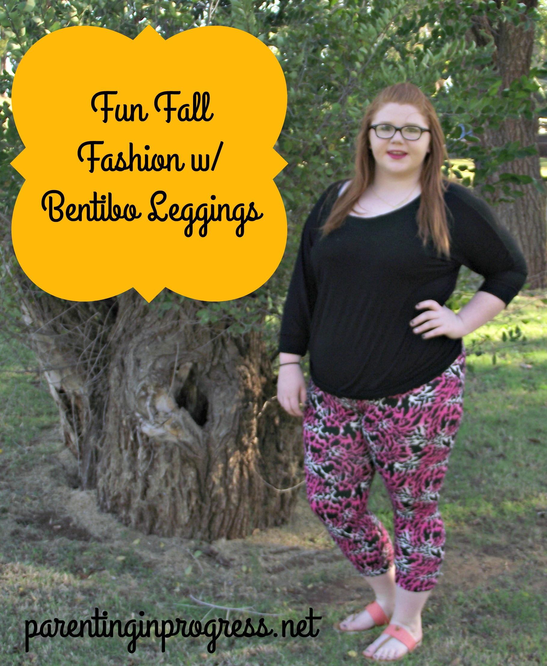 Fun Fall Fashion w/ Bentibo Leggings