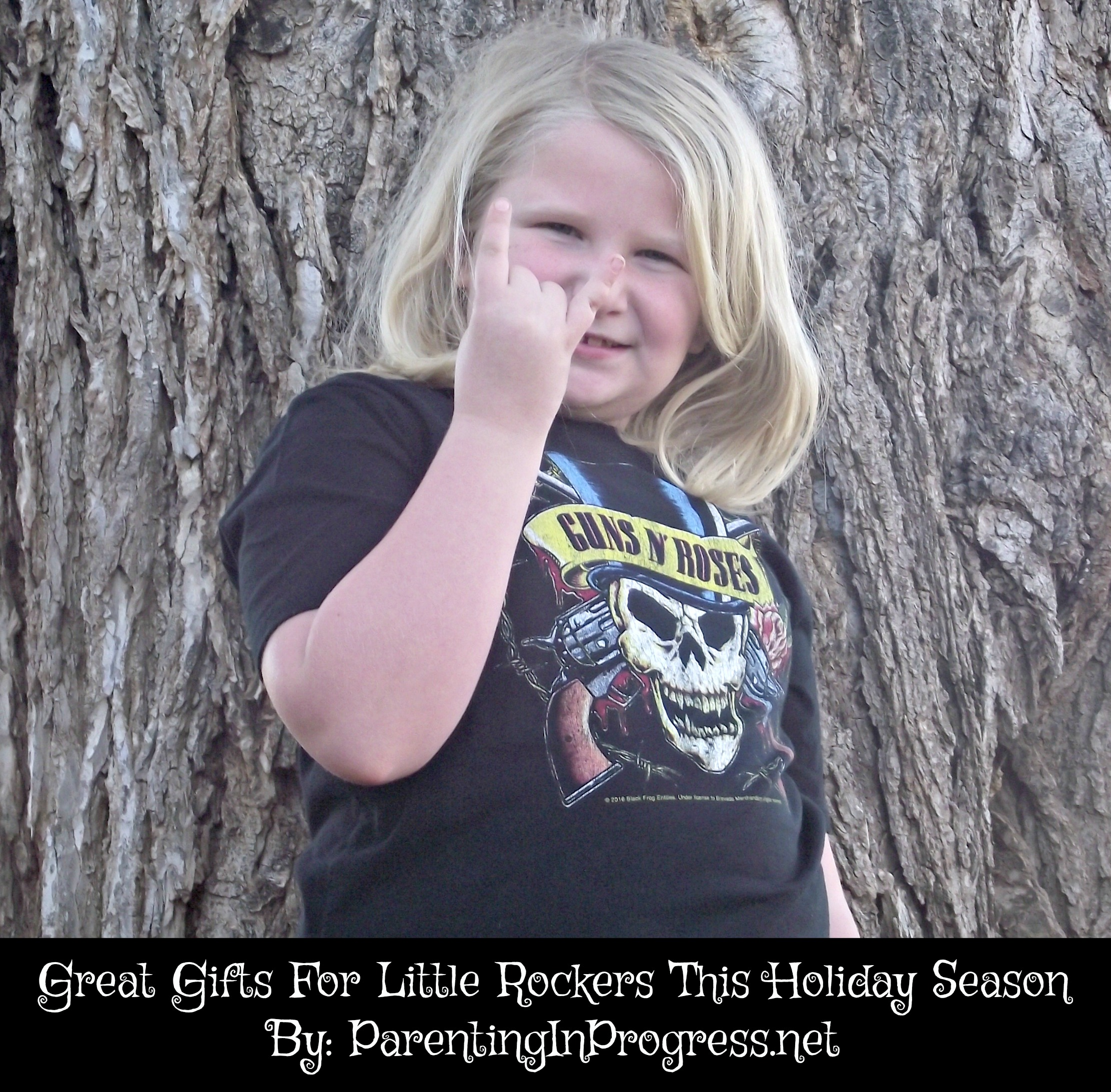 Great Gifts For Little Rockstars this Holiday Season from LittleRockStore.com
