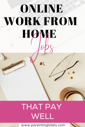 work from home jobs Legit