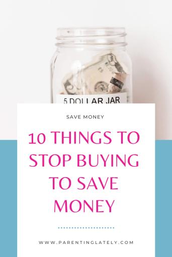 save money challenge