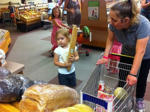Shopping with Jesus - Parenting Like Hannah