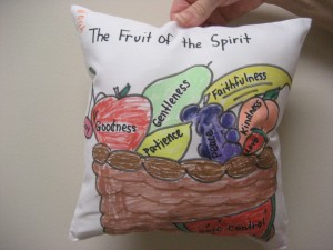 Fun Craft for Scripture Memory - Parenting Like Hannah