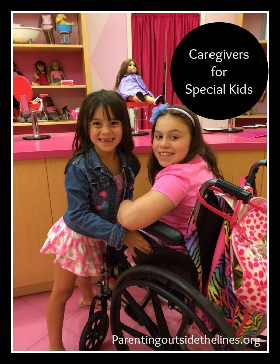 Caregivers For Special Kids