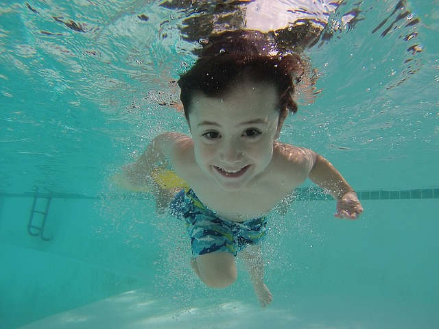 Swimming For Toddlers