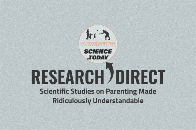 Parenting Research Summaries