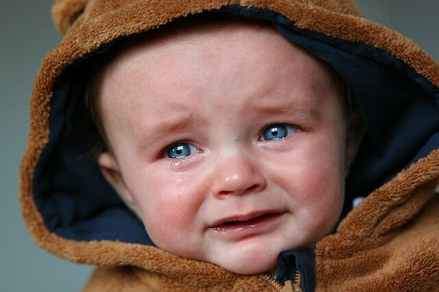 Your Baby is Crying and Positive Parenting Solutions