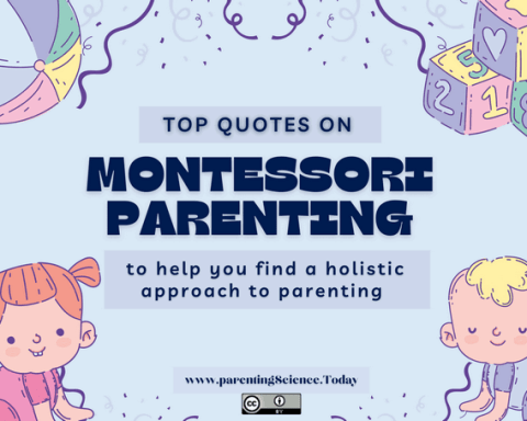 Top Quotes of Maria Montessori on Parenting