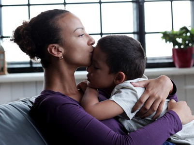 Connecting with Your Child as a Single Parent