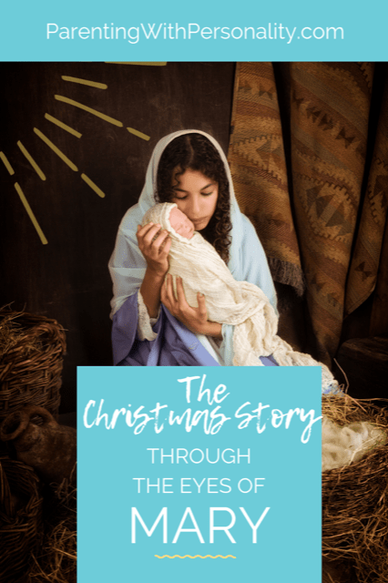 The Christmas Story through the eyes of Mary