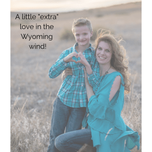 love on a windy day