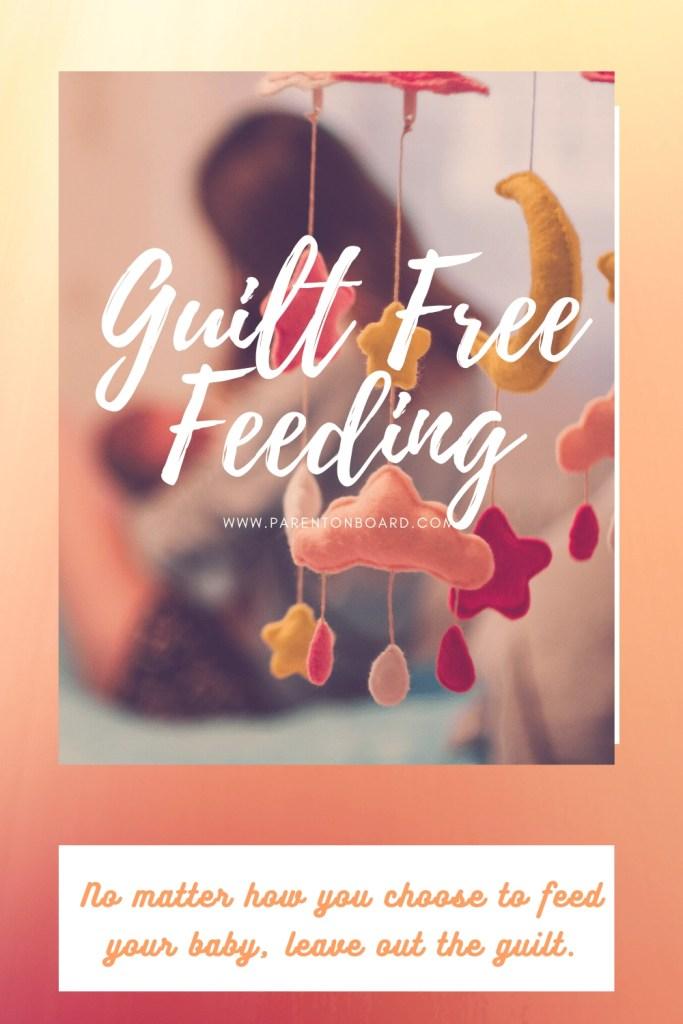 Guilt Free Feeding