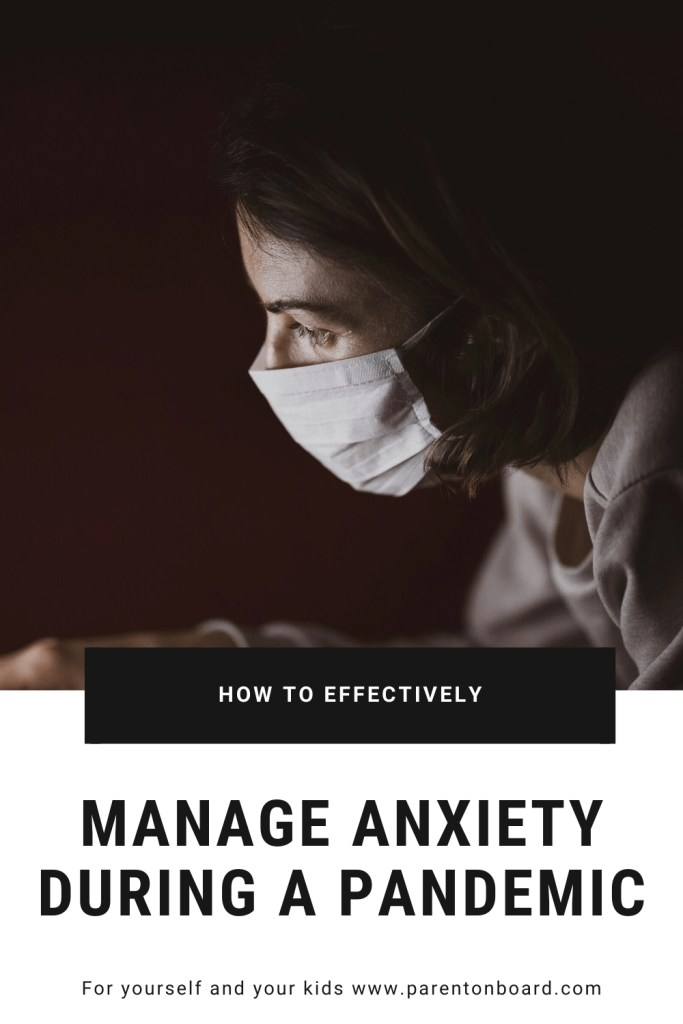 How to Manage Anxiety During a Pandemic