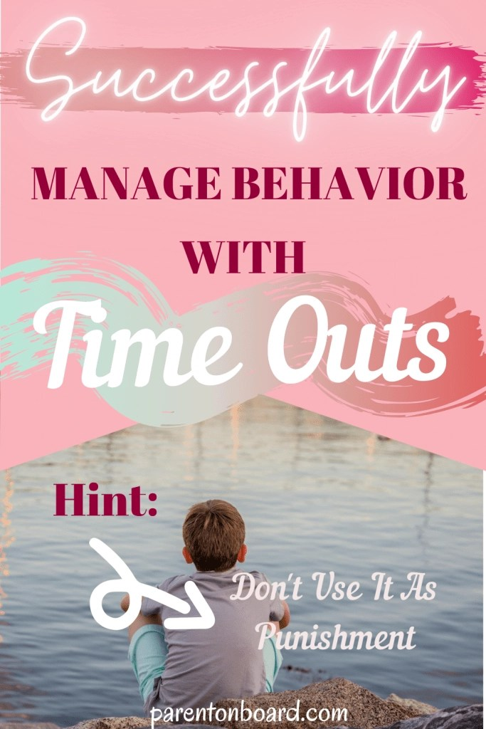 Pinterest Image for Time Outs