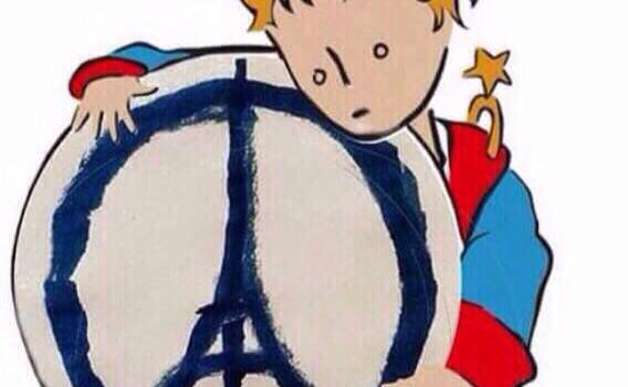 Paix pour Paris Petit Prince
