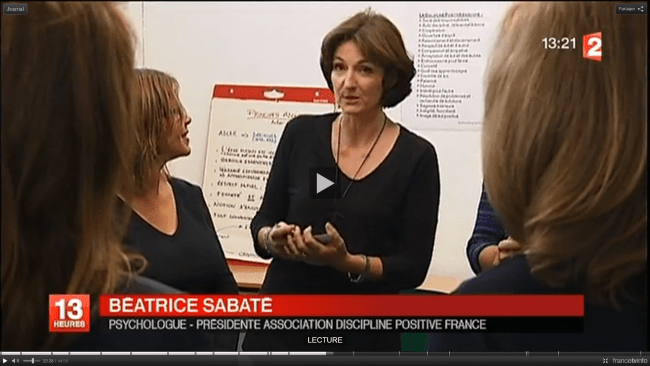 Discipline Positive JT France 2