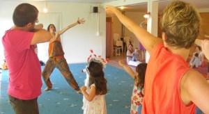 Biodanza ludique danse